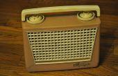 Cómo revivir una radio de transistores portátil de primera generación olímpica 447