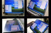 Cómo hacer un tablet pc de una vieja laptop