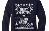 LilyPad Arduino suéter de Navidad con las luces parpadeando y música