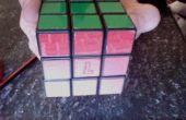 Cómo hacer el cubo de Rubik identificable