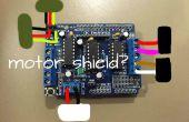 Tutorial de Shield Adafruit Motor