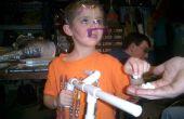 Como fazer uma arma de malvavisco o atirador de melcocha