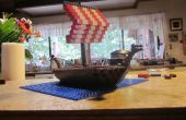 Barco vikingo de LEGO