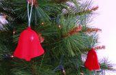 Cómo hacer decoraciones navideñas de corte por láser