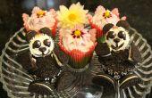 Cupcakes de Lilah