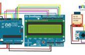 Bluetooth inalámbrico LCD de transferencia