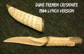 De Lynch duna Fremen Vibroespada y funda