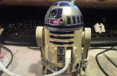 R2D2 5 puerto USB fuente de alimentación. Este es el droide buscando.