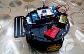 Muy sencillo de crear Arduino bluetooth espía robot con mando a distancia Android app