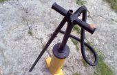 Fácil dos hombre cañón de aire (dispara 20 150yrds)