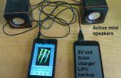 Construir un BOOMBOX - desde simples altavoces Bluetooth