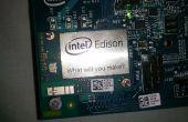 Tocando música con su Intel Edison