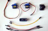 Arduino Nano y Visuino: Control de Servos con Joystick