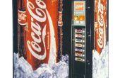 Cómo robar refrescos latas de viejas máquinas expendedoras
