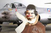 Volar juego de simulador de vuelo libre de aviones Jet