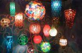 123D make inspirado acrílico lámpara Mashup