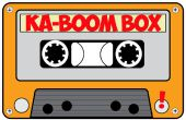 BoomBox - barato y fácil de construir para el iPhone MP3 y