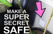 Cómo hacer un Super secreto seguro - por menos de $3