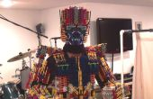 K'NEX robótico traje Mark II