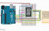 Mensaje en una Display| alfanumérico Arduino