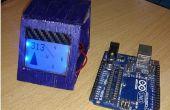 Brújula Digital de Arduino (HMC5883L - 2 modos de visualización)