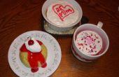 ¿Rápida y masticable pasteles de taza