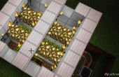 Granja automática de Minecraft
