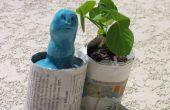 Desafío de epilog: cerámica plántula Pot Maker