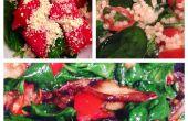 Recetas de espinacas ingredientes 3
