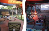 Ideal Patio - sombreados los días a las noches de teatro
