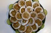 Amarga de la tecla Cal rueda Cookies