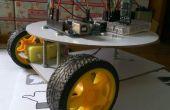Robot controlado por Android para principiantes (A Z)