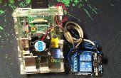 Ventilador de enfriamiento automatizado para Pi