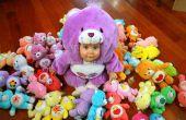 Baby Care Bear traje