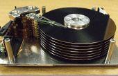 Cómo cambiar el tamaño de encogimiento y extender la partición del disco duro
