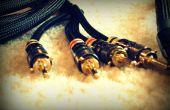 Cables de altavoces DIY