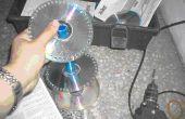 Sostenedor del pendiente y Reflector de luz