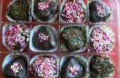 Chocolate Chocolate inmersión corazones - y maneras de solucionar y evitar problemas de chocolate.