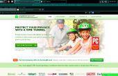 """Cómo instalar """"Privado acceso a Internet"""" VPN en linux de Kali"""