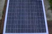 Reparación de vidrio del Panel Solar