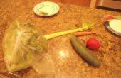 Cómo hacer una ensalada perfecta