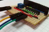 Conectar un LCD a un Arduino en 6 segundos con 3, no 6 clavijas