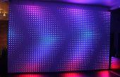 Hacer un LED interactiva iPad controlado pared