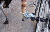 ¿Combo de sostenedor de bicicleta remolque enganche y barra de pesca