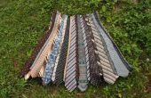 Cómo hacer una falda de Tie