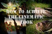Lograr una película profesional impresionante cinemática (barato y fácil)