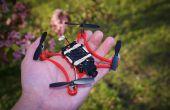 Micro 105 FPV Quadcopter - 3D impreso