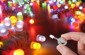 Hacer un LED Throwie muy divertido para la fiesta