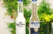 Corona sal y pimienta coctelera
