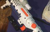 Nerf super soaker hydro cannon mod actualización la bomba